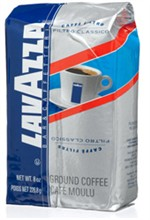 Medium Dark Ground Coffee lavazza 2852